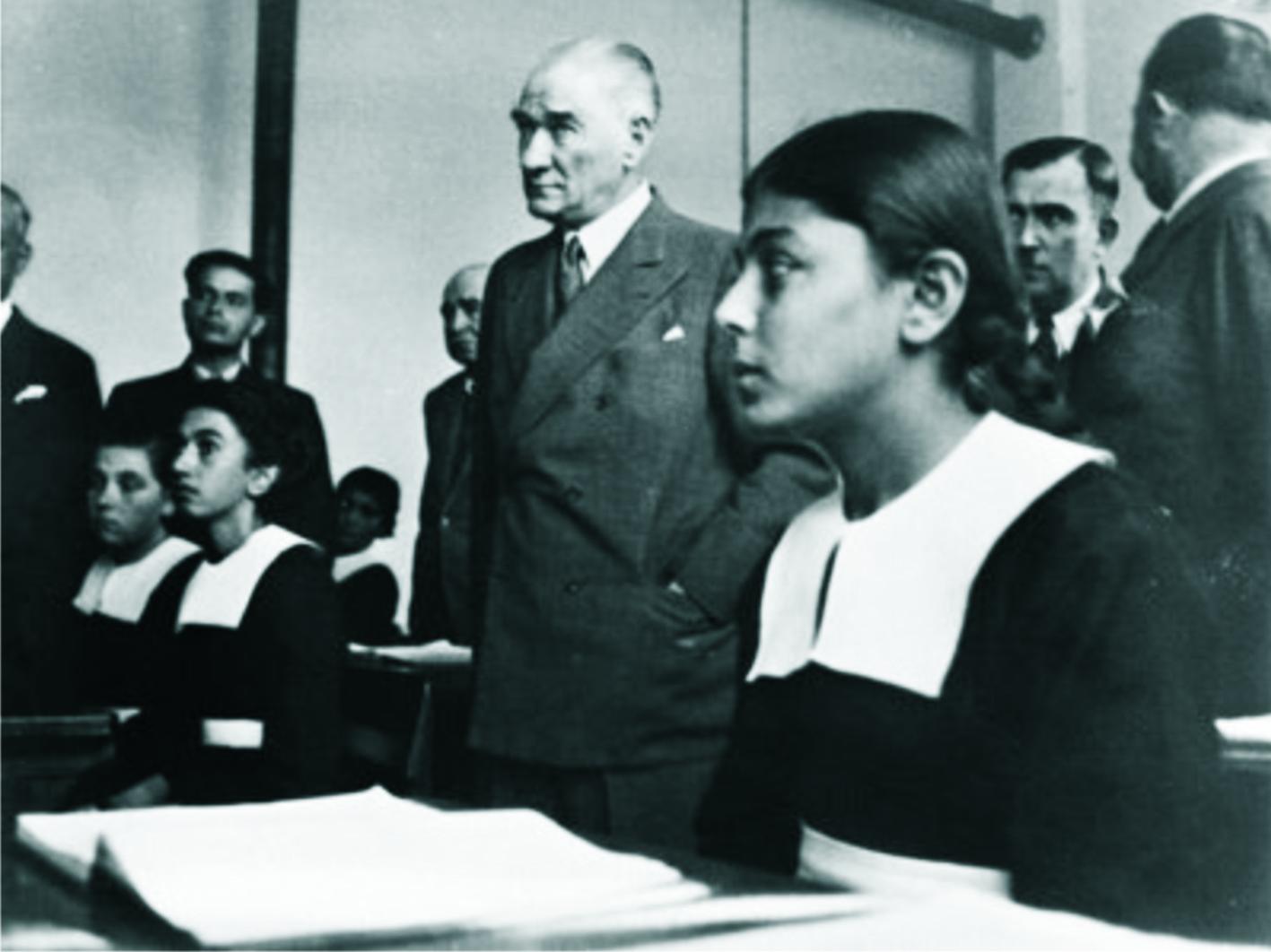 Atatürkçü Düşüncede Eğitim Sistemi (Makale Örneği)